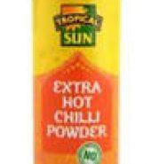 Tropical Sun Chilli Powder Extra Hot 100g