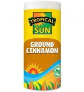 Tropical Sun Ground Cinnamon 100g