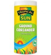 Tropical Sun Ground Coriander ( Dhaniya ) 100g