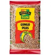 Tropical Sun Gungo Peas – Dry 500g