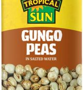 Tropical Sun Tinned Gungo Peas 400g
