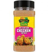 Tropical Sun Hot Fiery Jerk Chicken Fry Mix 300g
