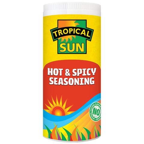 Tropical Sun Hot & Spicy Seasoning 100g