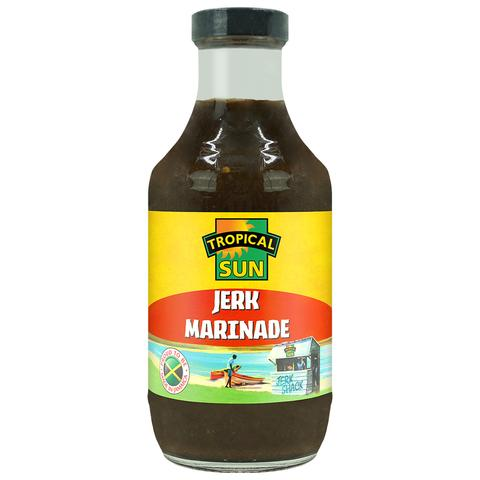 Tropical Sun Jerk Mirande 500ml