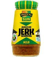 Tropical Sun Jerk Seasoning Mild 280g