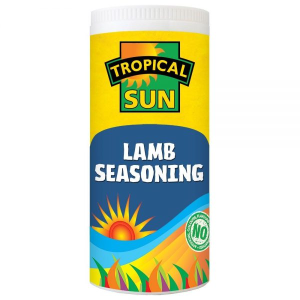 Tropical Sun Lamb Seasoning 100g