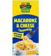 Tropical Sun Macaroni Cheese 206g