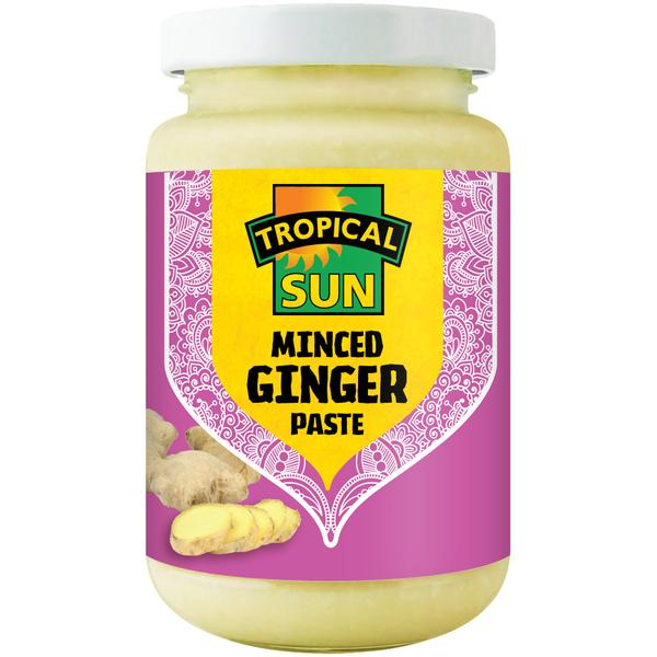 Tropical Sun Minced Ginger Paste 210g