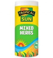 Tropical Sun Dried Mixed Herbs 30g