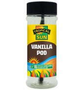 Tropical Sun Natural Vanilla Pods 3g