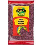 Tropical Sun Red Kidney Beans – Dry 2Kg