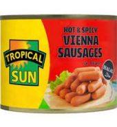TS Vienna Sausages Hot & Spicy 200g