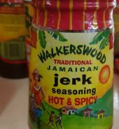 Walkerswood Traditional Jamaican Jerk Seasoning Hot & Spicy 280g