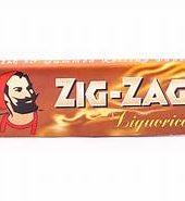 Zig-Zag Liquorice Regular Rolling Papers