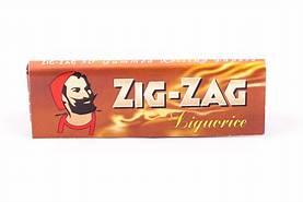 3 x Zig-Zag Liquorice Regular Rolling Papers