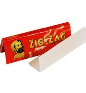 10 x Zig-Zag Red Regular Rolling Papers