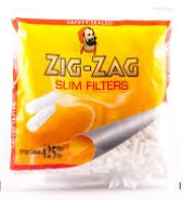 Zig-Zag Slim Filter Tips
