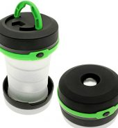 Infapower Camping LED Lantern Mini Flashlight Torch Light