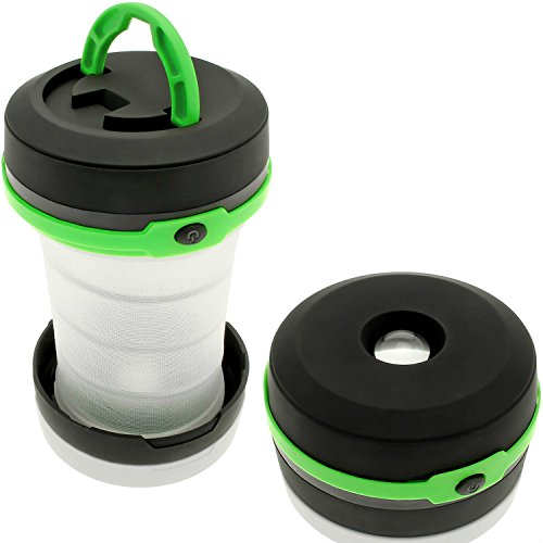 Infapower Camping LED Lantern Mini Flashlight Torch Light