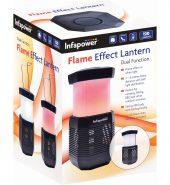 Infapower Dual Function Flame Effect Lantern F056