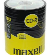Maxell CD-R80 (52x) 700MB Spindle (Pk of 100)
