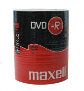 Maxell DVD-R 4.7Gb Spindle (Pk of 100)