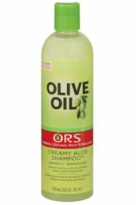 Organics Olive Oil Creamy Aloe Shampoo 12.5oz