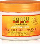 Cantu Shea Butter Hair Deep Treatment Masque 12oz