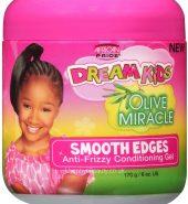 African Pride Dream Kids Smooth Edges Conditioning Gel 6oz