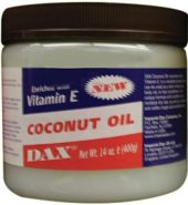 Dax Coconut Oil Enriched With Vitamin E Deep Conditioning Moisturizer 14oz