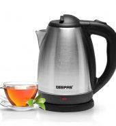 Geepas 1.8lt Stainless Steel Electric Kettle 1500w