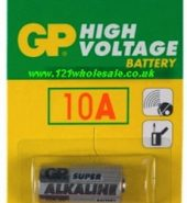 GP High Voltage Battery 10A 9V