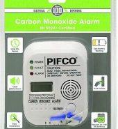 PIFCO Carbon Monoxide CO 85DB Alarm Detector Certified – Digi