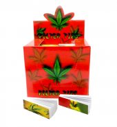 10 x Rasta Filter Tips Booklets Assorted