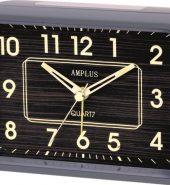 Amplus Alarm Clock With Bell Sound