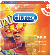 Durex Feel Condoms – 3 pack