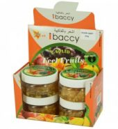 iBaccy Natural Fruits Herbal Shisha Non Tobacco Double Apple 69g