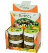 iBaccy Natural Fruits Herbal Shisha Non Tobacco Green Grape 69g
