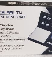 Scalability Digital Pocket Scale 0.01g to 100g