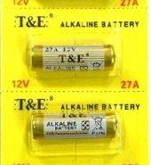 High Voltage Battery 27A, MN27 12V