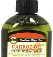 Difeel Premium Natural Hair Oil – Carrot Oil 75ml