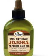Difeel Premium Natural Hair Oil – Jojoba Oil 75ml