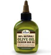 Difeel Premium Natural Hair Oil – Olive Oil 75ml