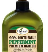 Difeel Premium Natural Hair Oil – Peppermint Oil 75ml
