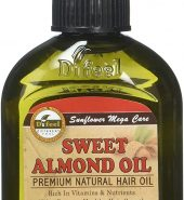 Difeel Premium Natural Hair Oil – Sweet Almond Oil 75ml