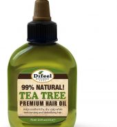 Difeel Premium Natural Hair Oil – Tea Tree Oil 75ml