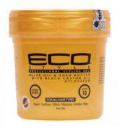 Eco Professional Styling Gel – Gold 16oz