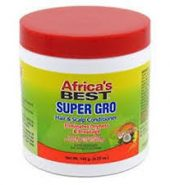 Africa Best Castor Oil Hair and Scalp Conditioner 5.25oz
