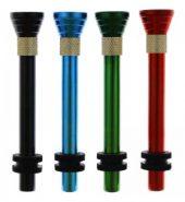 Aluminium Down Pipes – Assorted Colours 10cm