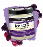Aunt Jackie's Grapeseed Ice Curls Curling Jelly 15oz